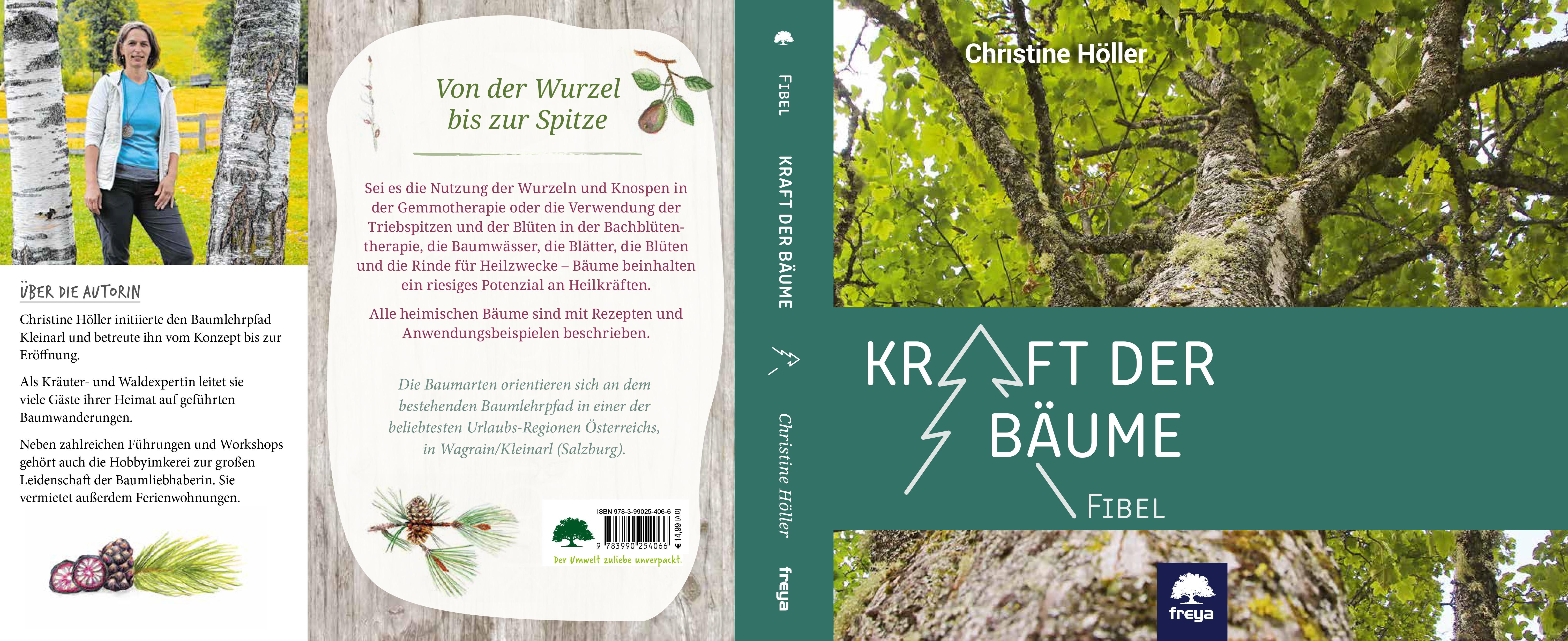 Logo Christine Höller Kraft der Bäume