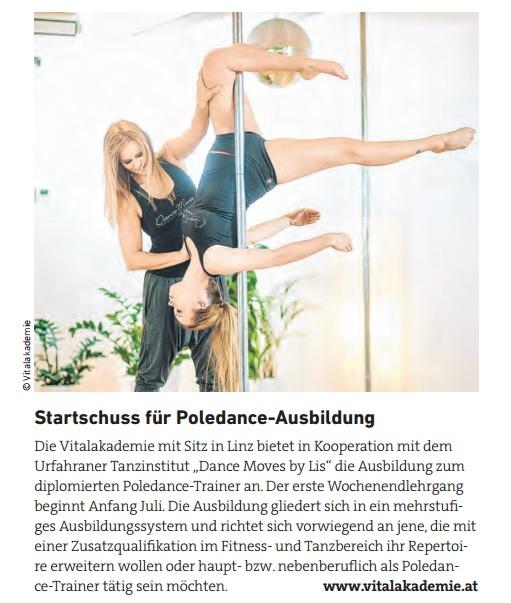 poledance oö wirtschaft