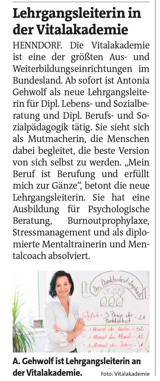 Bezirksblätter Salzburg 8.9.21